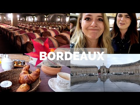 Bordeaux with Anna! Vlogtober 12