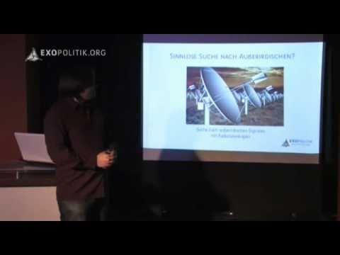 Robert Fleischer - SETI und die Spirale über Norwegen