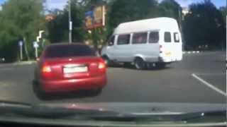 Funny: Russian Car Crash Compilation