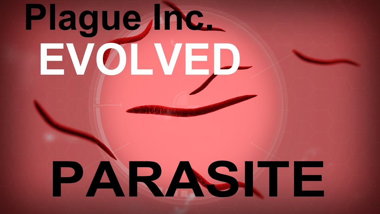 Plague Inc Parasit