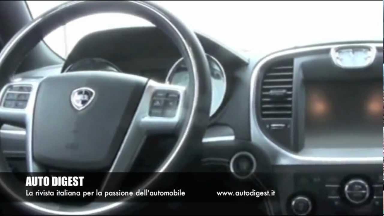 Технические характеристики Lancia Thesis 2 4 Multijet 20v 5АКПП