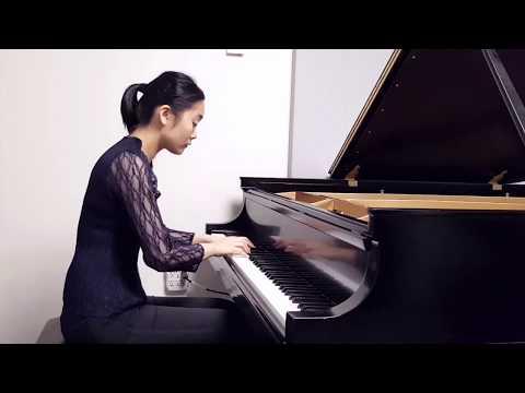 "Tiffany Poon - Chopin Prelude No.15 ""Raindrop"""