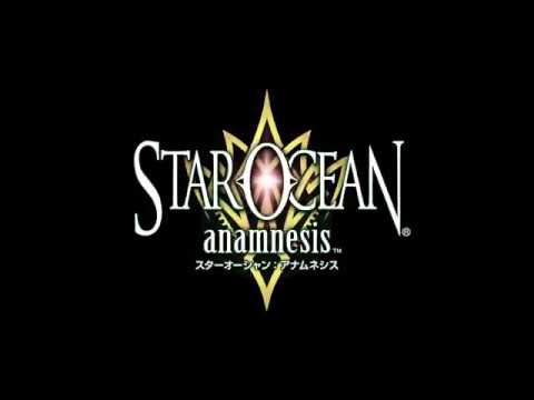 Star Ocean: Anamnesis Gameplay  Trailer iOS Android 1080p 60 fps