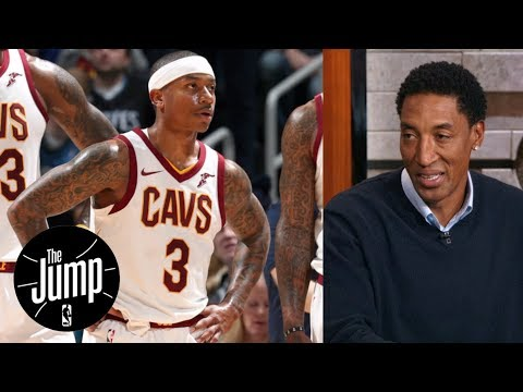 Scottie Pippen on Isaiah Thomas: Cavaliers can't give him max contract   The Jump   ESPN