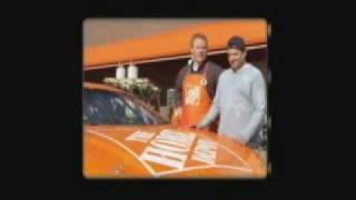 Nascar/home Depot  Stewart Auto Paint Job 2008 Daytona
