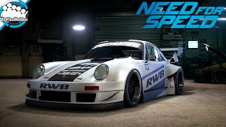 NEED FOR SPEED - Porsche 911 Carrera RSR 2.8 - Maxbuild - Need for Speed Carbuild