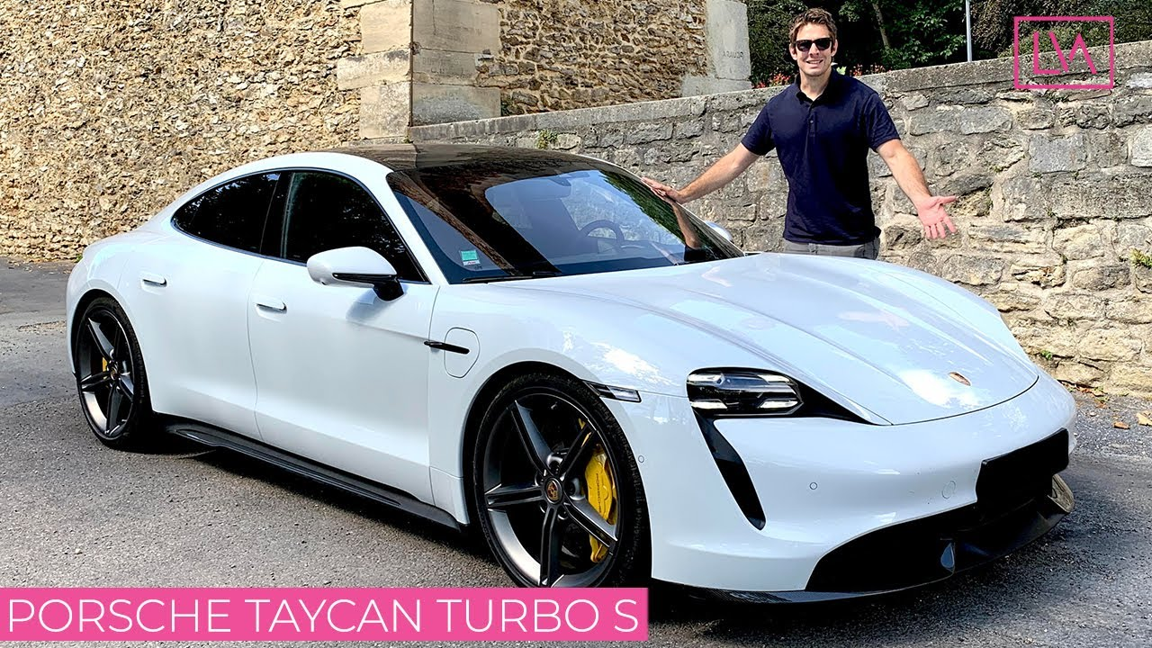 Essai Porsche Taycan Turbo S - aussi rapide qu'une BUGATTI VEYRON !