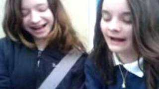 THE FUNNY LEECH AND CARIS SONG