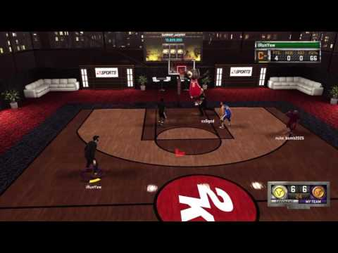 NBA 2K16 Stage 13 Game Winning Streak On 10,000 Court | 10k Streaking