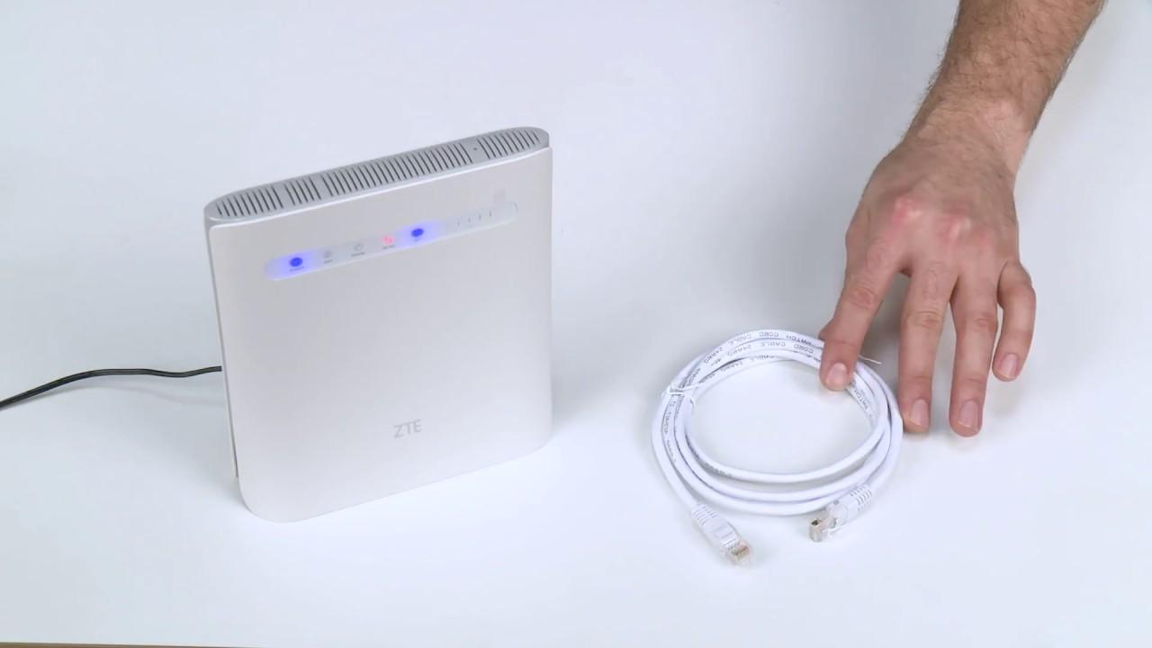 Orange Ekspert Jak Skonfigurowac Router Zte Mf286 Youtube