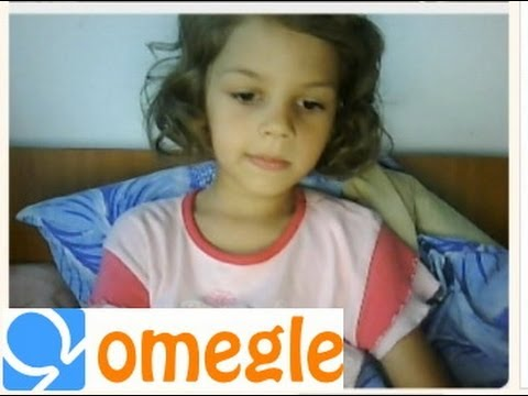 Little girl on Omegle (FUNNY) PART 1