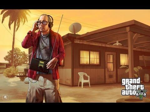 Grand Theft Auto V ESTACION East Los FM FULL. ESTACION DE RADIO MEXICANA