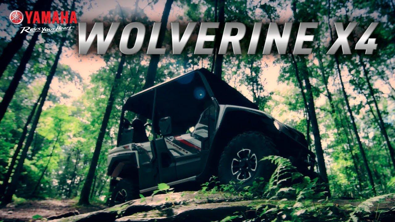Yamaha Wolverine X4 - Introduction