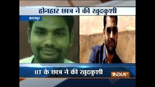 Engineering student commits suicide in Kanpur