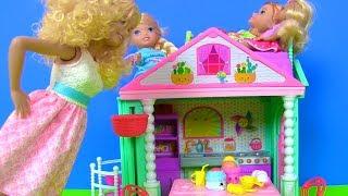 Мультик Барби Barbie ДЕНЬ РОЖДЕНИЯ ЧЕЛСИ НА РУССКОМ Барби Мультик на Русском Все Серии Подряд