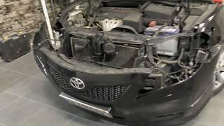Toyota Camry 40, Замена Линз, Ремонт фар, Восстановление света фар.