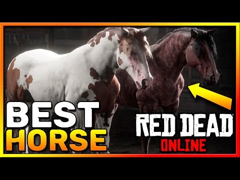 The BEST Horse In Red Dead Online The Criollo! Red Dead Online Frontier Pursuits Update