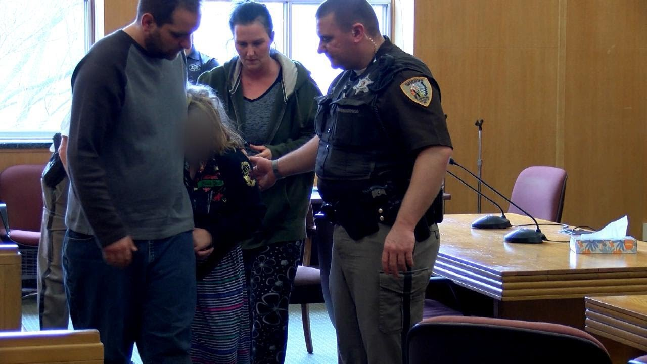 10-Year-Old Wisconsin Girl Facing Murder Charge for Killing Baby Sobs in  Court