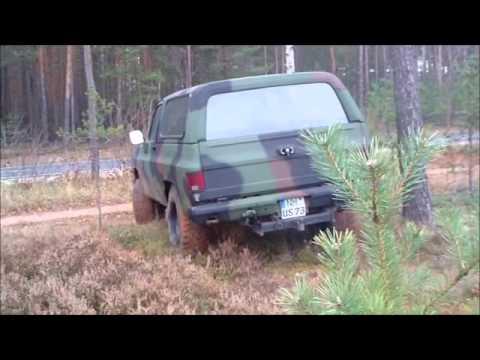 Chevrolet Blazer K5 M Offroad