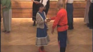 Korobuschka -  trad. russischer Tanz aus dem Perm-Gebiet