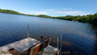 Papoose Lake Video 1