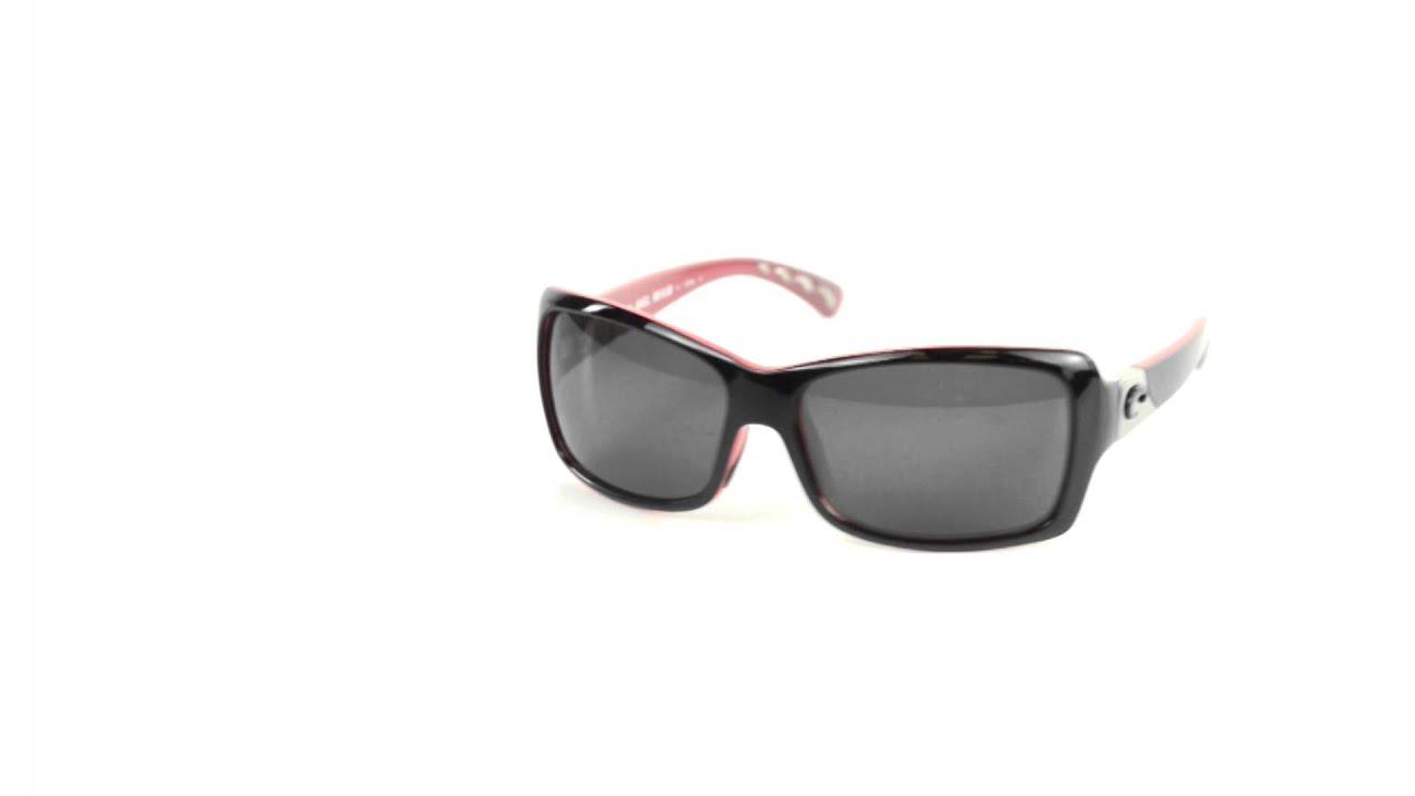 7c461d925c5 Costa Del Mar Islamorada Sunglasses - Polarized 400P Lenses (For Women)