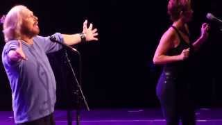 """""""Night Fever & More Than a Woman & Grease"""" Barry Gibb@Wells Fargo Philadelphia 5/19/14"""