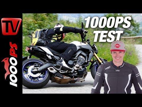 Yamaha MT-09 SP Test - Alpenmasters - Teil 13 von 18