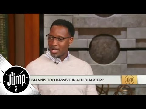 Tracy McGrady: Giannis Antetokounmpo doesn't have the mindset to take over a game | The Jump | ESPN