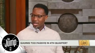 Tracy McGrady: Giannis Antetokounmpo doesn't have the mindset to take over a game   The Jump   ESPN