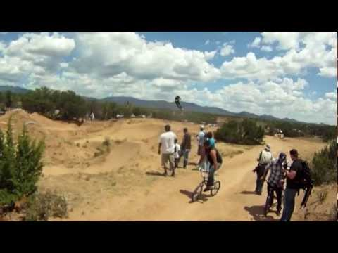 Santa Fe Trail Jam 2012 (GoPro BMX edit)