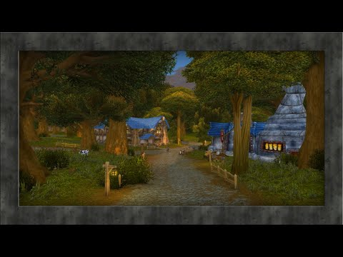 Interactive World of Warcraft Music: Forest