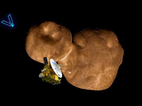 Entdeckungsreise an den Rand des Sonnensystems