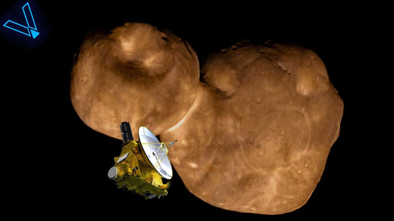 Download What Did New Horizons See During Its Journey To Pluto And Beyond? 2006-2019 (4K UHD)