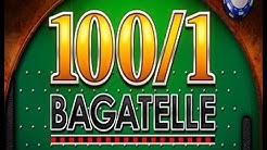 100 to 1 Bagatelle Roulette