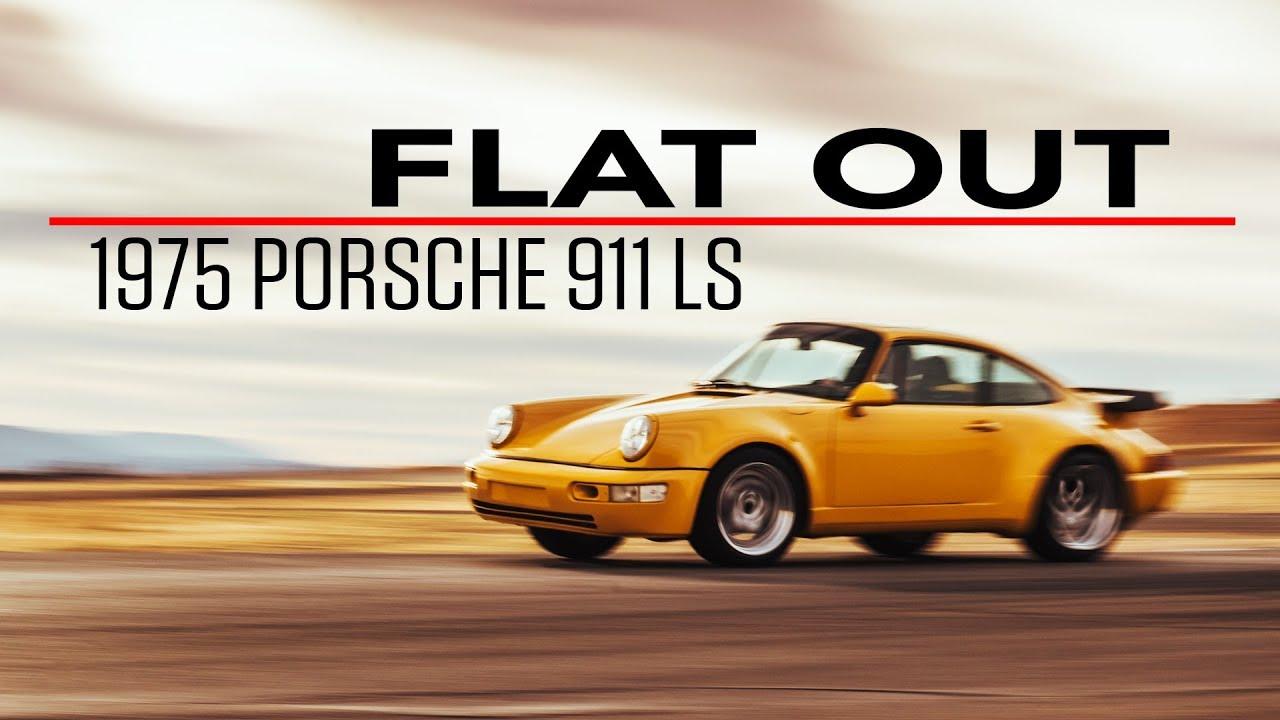 1975 Porsche 911 With A 603 Hp Corvette Ls6 Engine Swap Flat Out