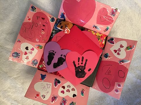 valentine's day - care package ideas - youtube, Ideas