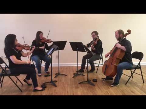 Canon in D (Pachelbel) - string quartet - wedding music