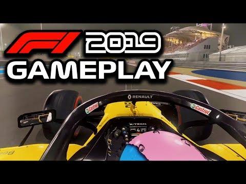 GAMEPLAY, INFOS CARRIÈRE, TRANSFERTS & ACADEMY | F1 2019 INFOS