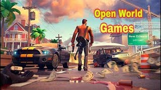 Top 5 Open World Games High Graphics For Android And iOS [The New Games 2018