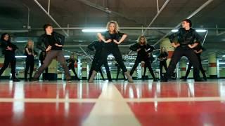 Dance studio New project, club dance 2016