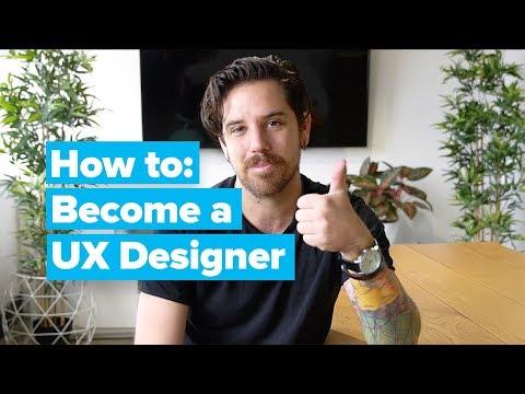 HOW TO: Become a UX Designer (Design)