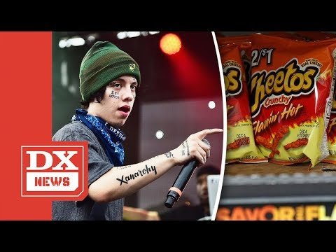 Lil Xan Overdoses On Hot Cheetos And Ends Up In The Hospital... Seriously
