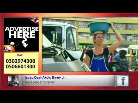 Noor's DARE ISocial TV show Ghana