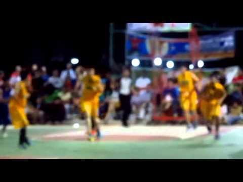 SMA Global vs Ananda, 2nd half