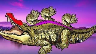 Huyền thoại về nghiệt súc Năm Chèo - con cá sấu 5 chân ẩn mình dưới sông Vàm Nao