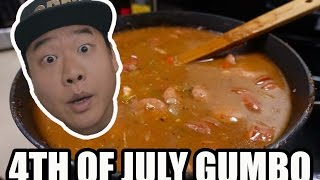 LOL EP 16: 4TH OF JULY GUMBO AND BARBEQUE!