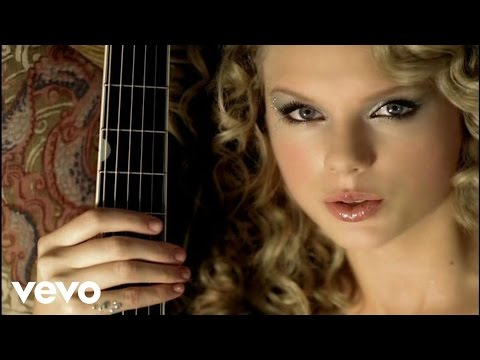 Taylor Swift – Teardrops On My Guitar