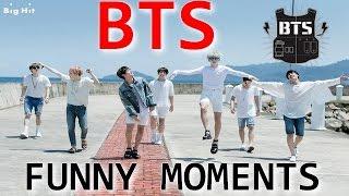 funny moments bts
