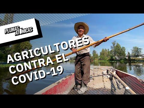 Agricultores de Xochimilco se organizan para enfrentar pandemia de Coronavirus